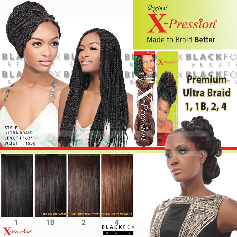 Details about Premium X-Pression Ultra Braid